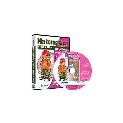 CD, interactiv. Matematica pentru clasa a III-a, Volumul. III