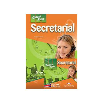 Career Paths. Secretarial with audio CDs (UK version)