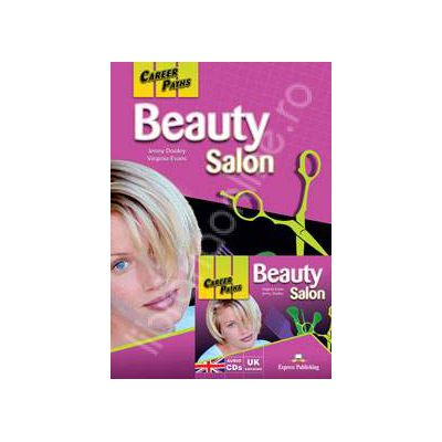 Career Paths. Beauty Salon with audio CDs (UK version)