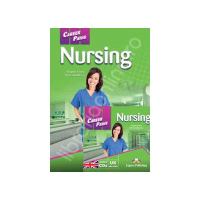 Career Paths. Nursing with audio CDs (UK version)