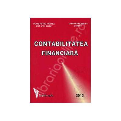 Contabilitatea financiara 2013. Actualizata pana la 18 Martie 2013