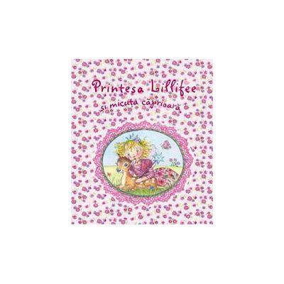 Printesa Lillifee si micuta caprioara (Editie cartonata)