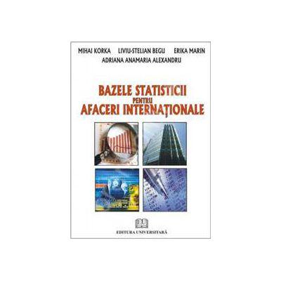 Bazele statisticii pentru afaceri internationale