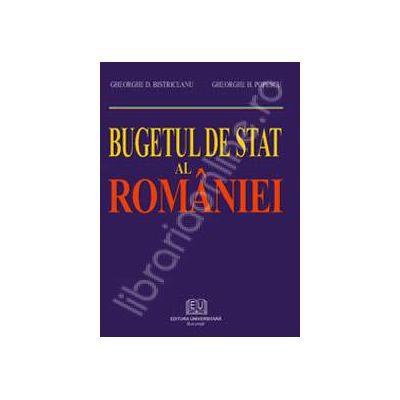 Bugetul de stat al Romaniei