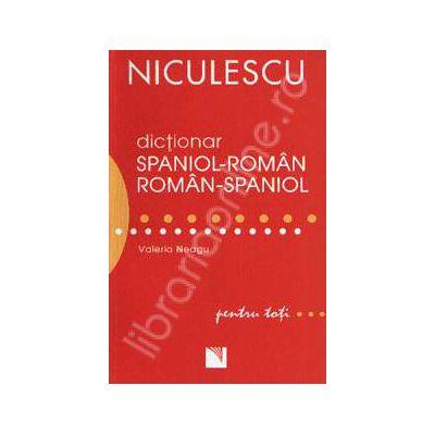 Dictionar roman-spaniol / spaniol-roman pentru toti (50. 000 de cuvinte si expresii)
