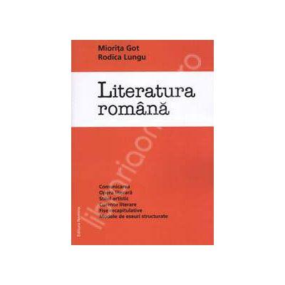 Literatura Romana - Miorita Got (Editia a II-a)