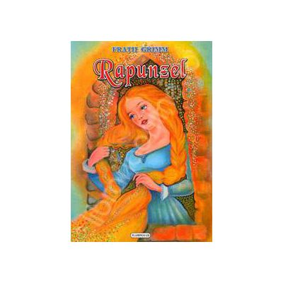 Rapunzel (Poveste cu ilustratii)