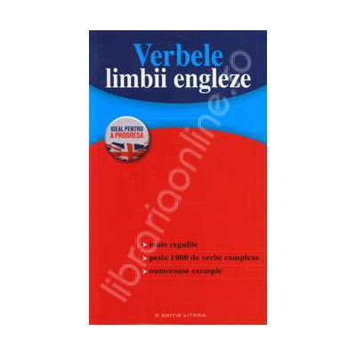 Verbele limbii engleze (Colectia, ideal pentru a progresa)