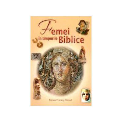 Femei in timpurile biblice