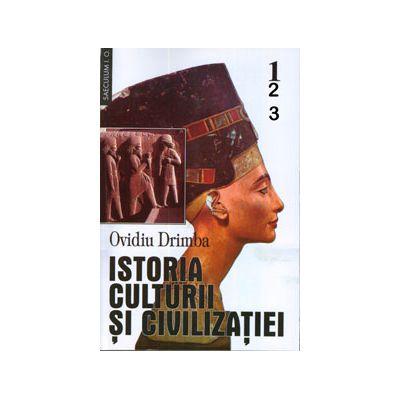 Istoria culturii si civilizatiei (Volumele, 1-2-3)