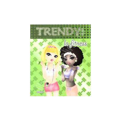 Album Trendy pentru fete - La fitness