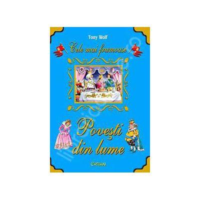 Cele mai frumoase, povesti din lume (Albastra)
