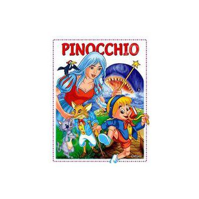 Pinocchio. Basme cu litere mari