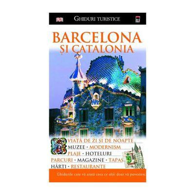 Barcelona si Catalonia