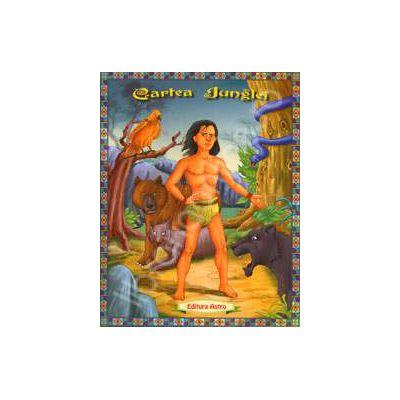 Cartea Junglei. Poveste ilustrata