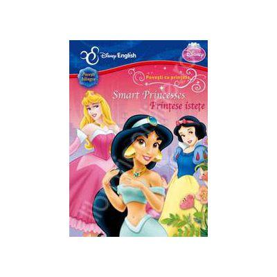 Disney English. Povesti cu printese. PRINTESE ISTETE