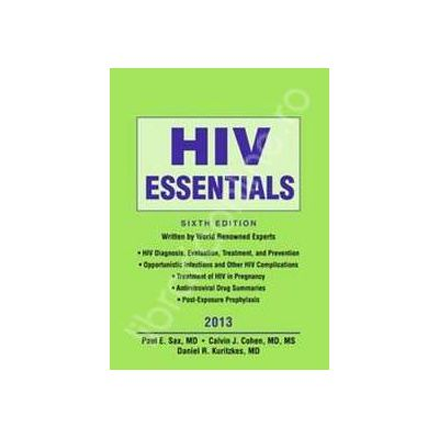 HIV Essentials - Sixth edition 2013