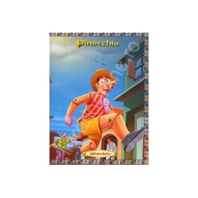 Pinocchio. Poveste ilustrata