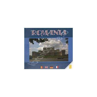 Romania. Album in limbile romana, engleza, germana, franceza
