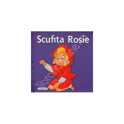 Scufita Rosie (Pliant cu pagini cartonate)