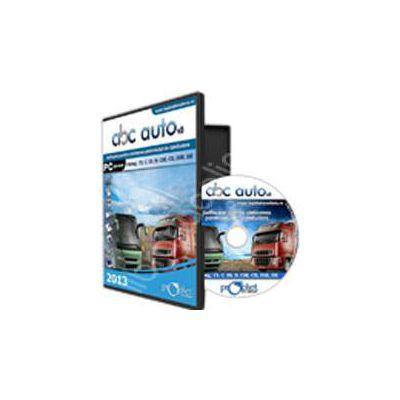 CD - ABC Auto v. 3. 0 - Pentru categoriile C1, C, D1, D, C1E, CE, D1E, DE - Actualizat 2013
