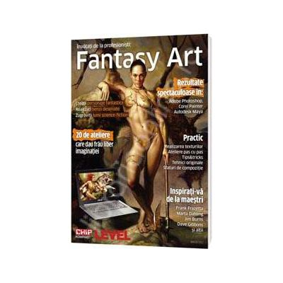 Fantasy Art - Chip Kompakt (invatati de la profesionisti)