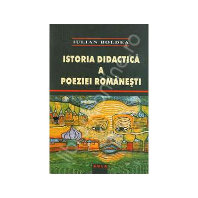 Istoria didactica a poeziei romanesti (perspectice analitice)