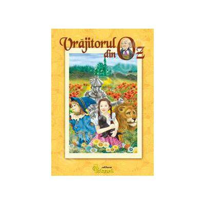Vrajitorul din Oz. Contine cd audio (Editie cartonata)
