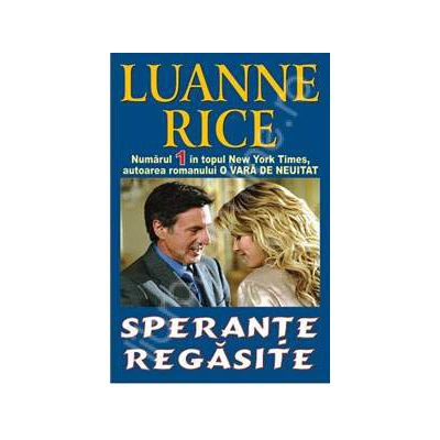 Sperante regasite (Rice, Luane)