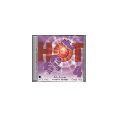 Hot Spot 4 Class Audio CDs (Contine 2 cd-uri)