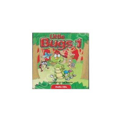 Little Bugs 1. Class Audio CDs (Contine 2 cd-uri)
