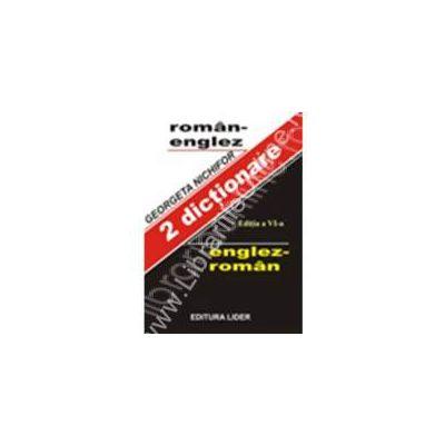 Dictionar englez-roman, roman-englez (editia a VI-a)