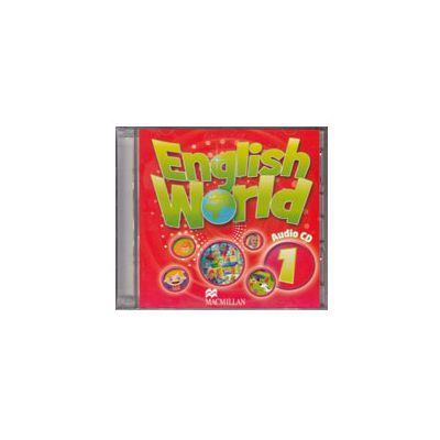 English World 1 Class Audio CDs (2)