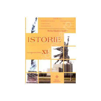 Istorie. Manual pentru Clasa a XI-a (Ioan Scurtu)