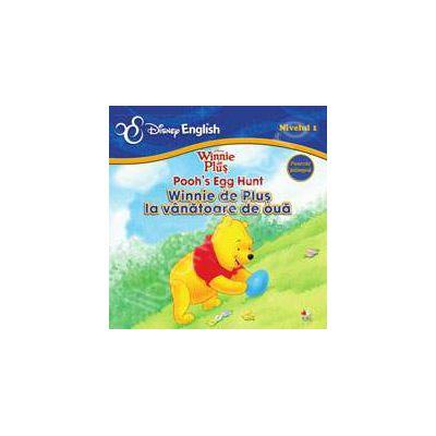 Winnie de plus la vanatoare de oua (poveste bilingva)