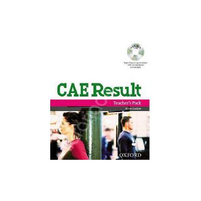 CAE Result!, New Ed Teachers Pack -Assessment Booklet&DVD&dict. Booklet)