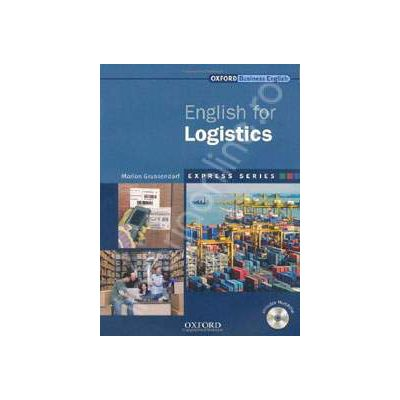 English for Logistics: Students Book and MultiROM Pack