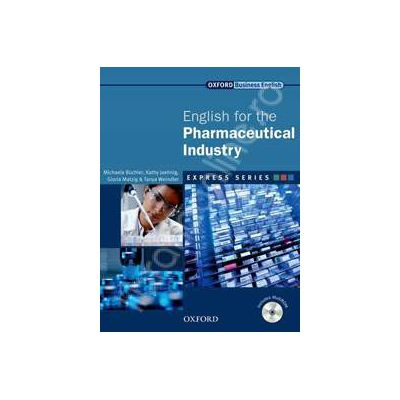 English for the Pharmaceutical Industry: Students Book and MultiROM Pack