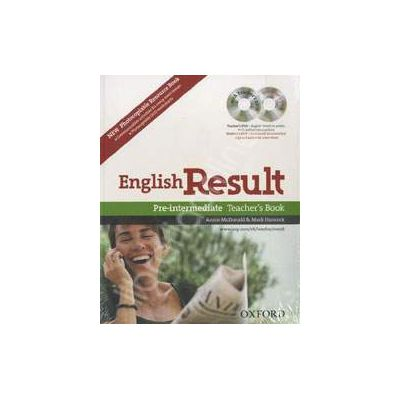 English Result Pre-Intermediate Teachers Resource Pack with DVD and Photocopiable Materials Book