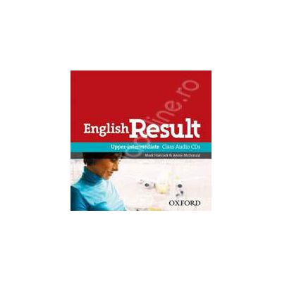 English Result Upper-Intermediate Class Audio CDs (2)