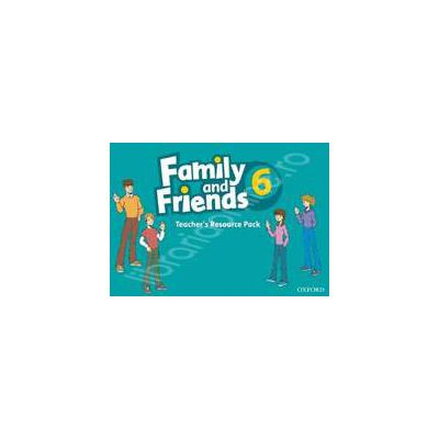 Family and Friends 6 Teachers Resource Pack