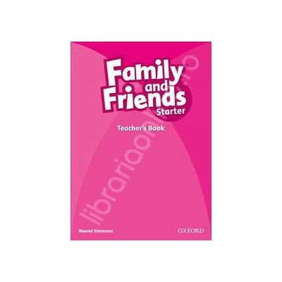 Family and Friends Starter Teachers Book