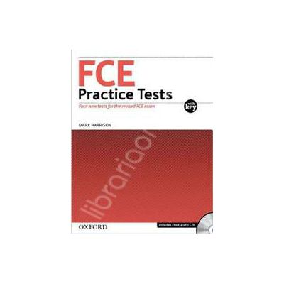 FCE Practice Tests: Practice Tests With Key and Audio CDs Pack