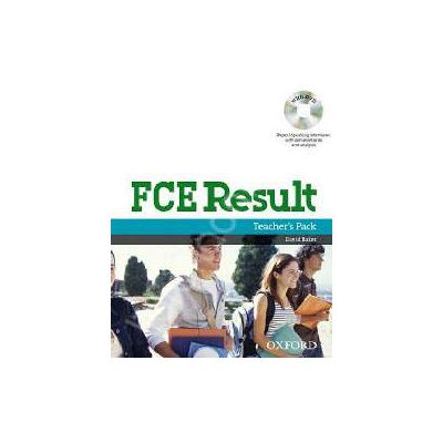 FCE Result T's Pack (+ Assessment Booklet with DVD and Dictionaries Booklet