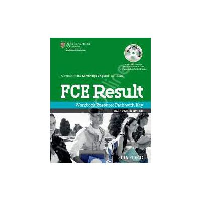 FCE Result Workbook Resource Pack FCE Result Workbook Resource Pack