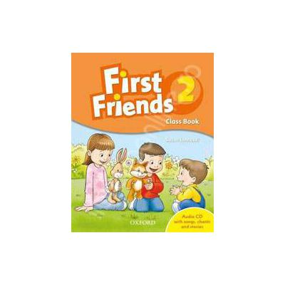 First Friends 2 Class Book Pack