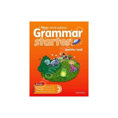 Grammar Starter Students Book with Audio CD