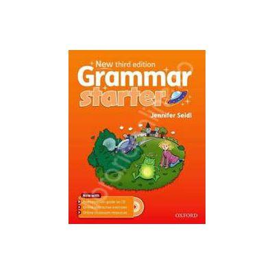 Grammar Starter Students Book with Audio CD