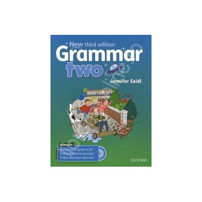 Grammar Two Students Book with Audio CD