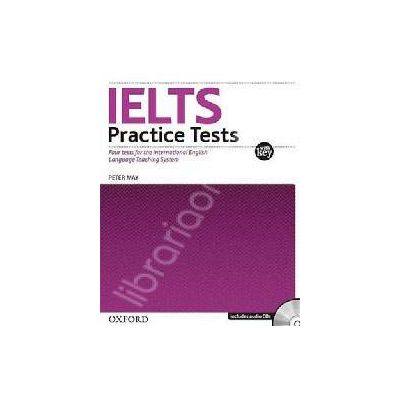 IELTS Practice Tests: with explanatory key and CD Pack